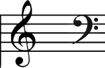 Musical clefs