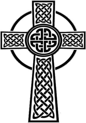 The Columba Cross