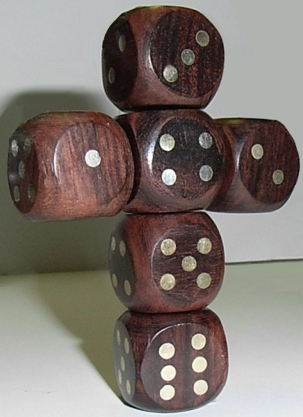 Dice And Cross