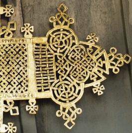 The Ethiopian Cross