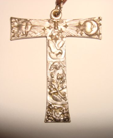 St Francis Of Assisi Cross