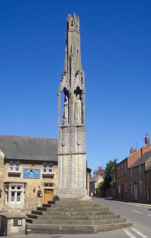Eleanor Cross in Geddington