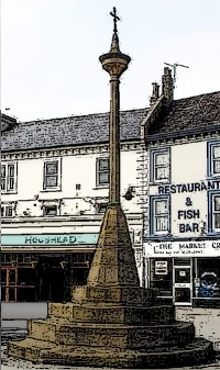 Grantham Market Cross