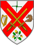 County Kildare coat of arms