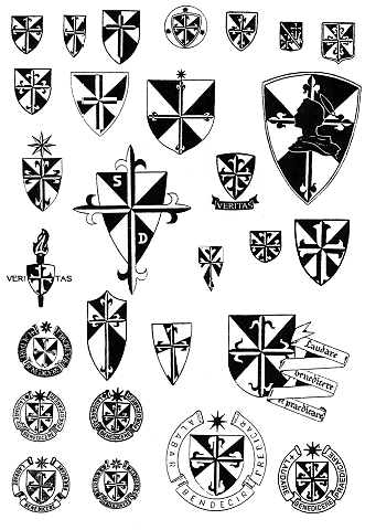 Dominican Cross