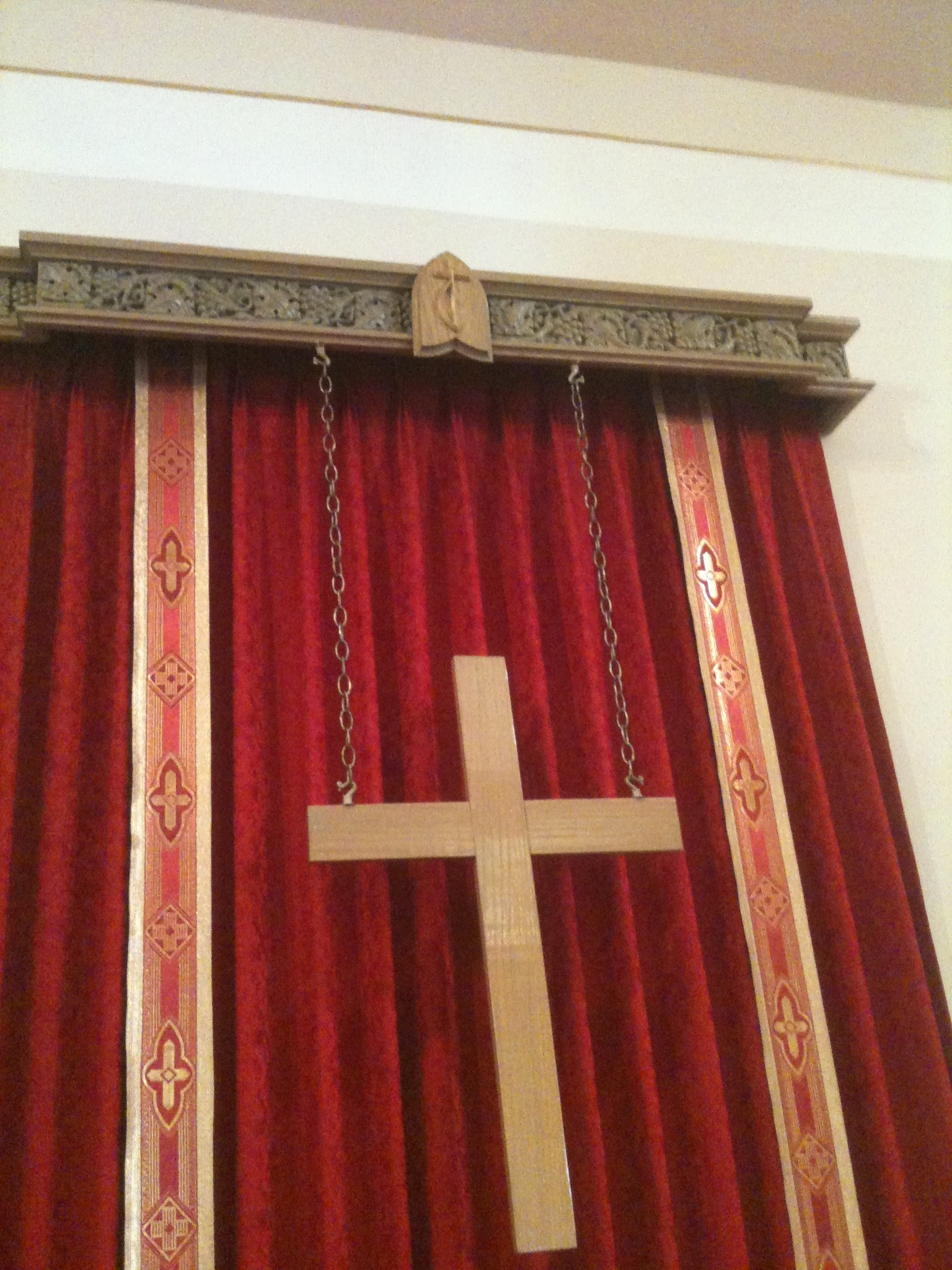 Methodist cross ii church cross biocorpaavc Choice Image