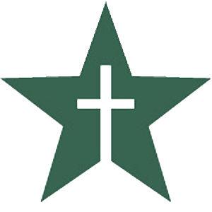 Star Cross Quaker Religion Symbol
