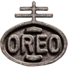 Oreo biscuit logo