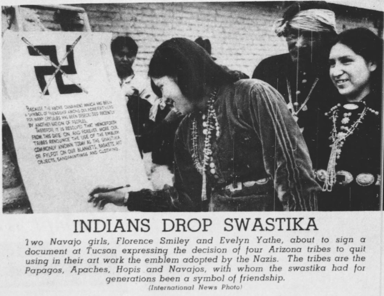 Swastika And Suavastika