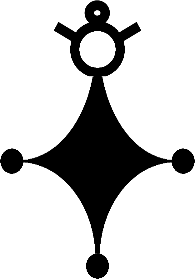 Muslim Tuareg Cross