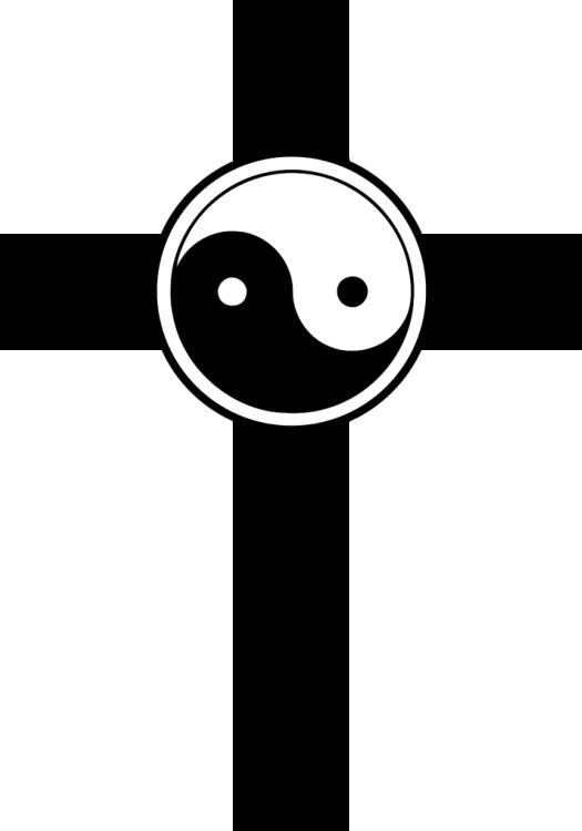 Yin Yang Cross