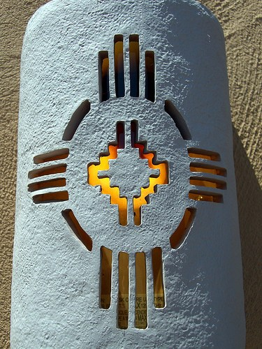 new mexico flag meaning