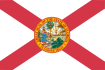 Flag of Florida, USA