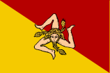 Flag of the Sicily