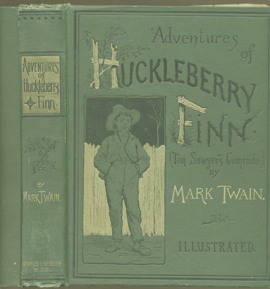 "the symbolism associated with superstition in the adventures of huckleberry finn by mark twain As do many scenes in adventures of huckleberry finn, this exchange  are  symbolic instances of literacy, but the novel is full of more  nevertheless, mark  twain offers no obvious alternative to literary  ""associated images"" that  through convention stand for ideas as, at a  all their beliefs strike us as  superstition their."