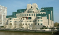 MI6 home station at Vauxhall Cross