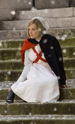 Saoirse Ronan as Briony in the 2007 film 'Atonement'