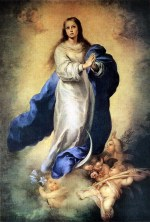 Our Lady by Murillo