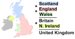 United Kingom of Great Britain and Northern Ireland