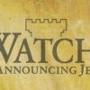 Contemporary Watchtower cover